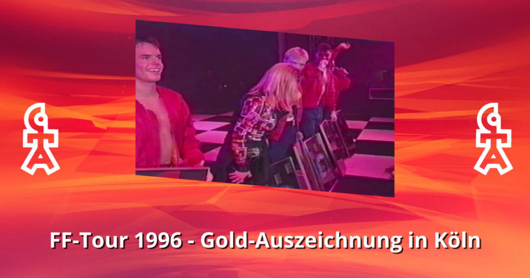 Caught In The Act | Forever Friends Tour | Gold-Auszeichnungen in Köln | VIVA (1996)