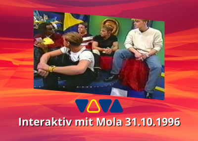 Caught In The Act | VIVA Interaktiv mit Mola | 31.10.1996