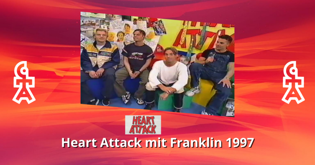Caught In The Act | HEART ATTACK mit Franklin | 1997