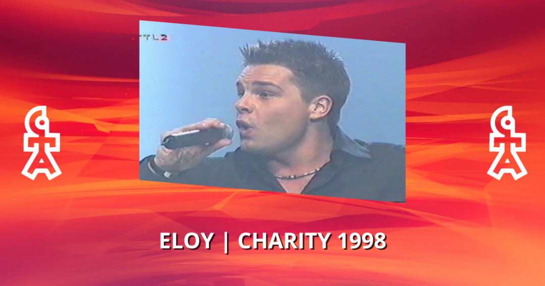 Eloy de Jong | Charity | Back where you belong & You give me love (1998)