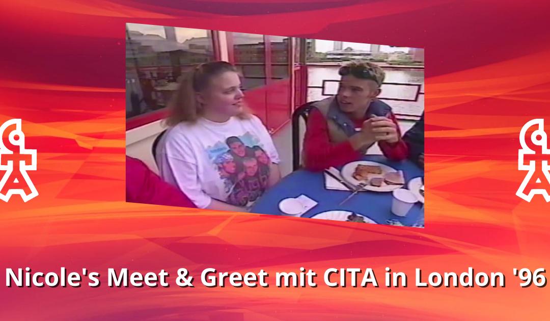 Caught In The Act   Meet & Greet Nicole in London   VIVA (1996)