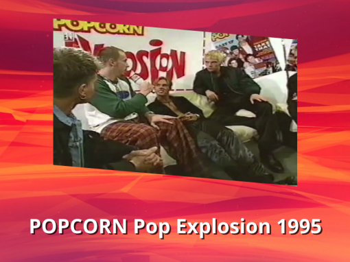 Caught In The Act | Let this love begin, You know | POPCORN Pop Explosion (1995)