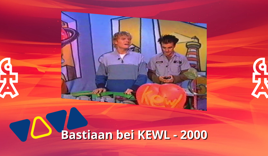 Bastiaan Ragas   KEWL mit Tobi Schlegl   VIVA (2000)