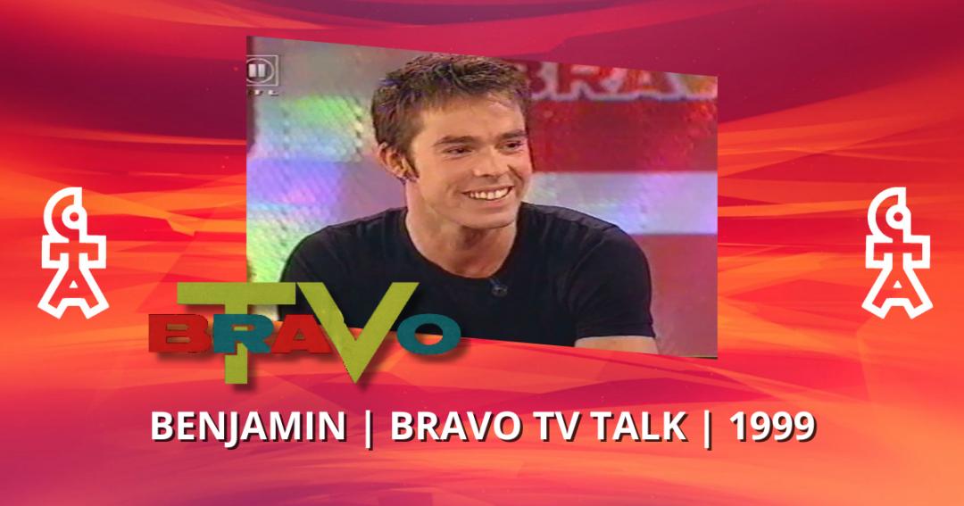 Benjamin Boyce | Interview | Bravo TV (1999)