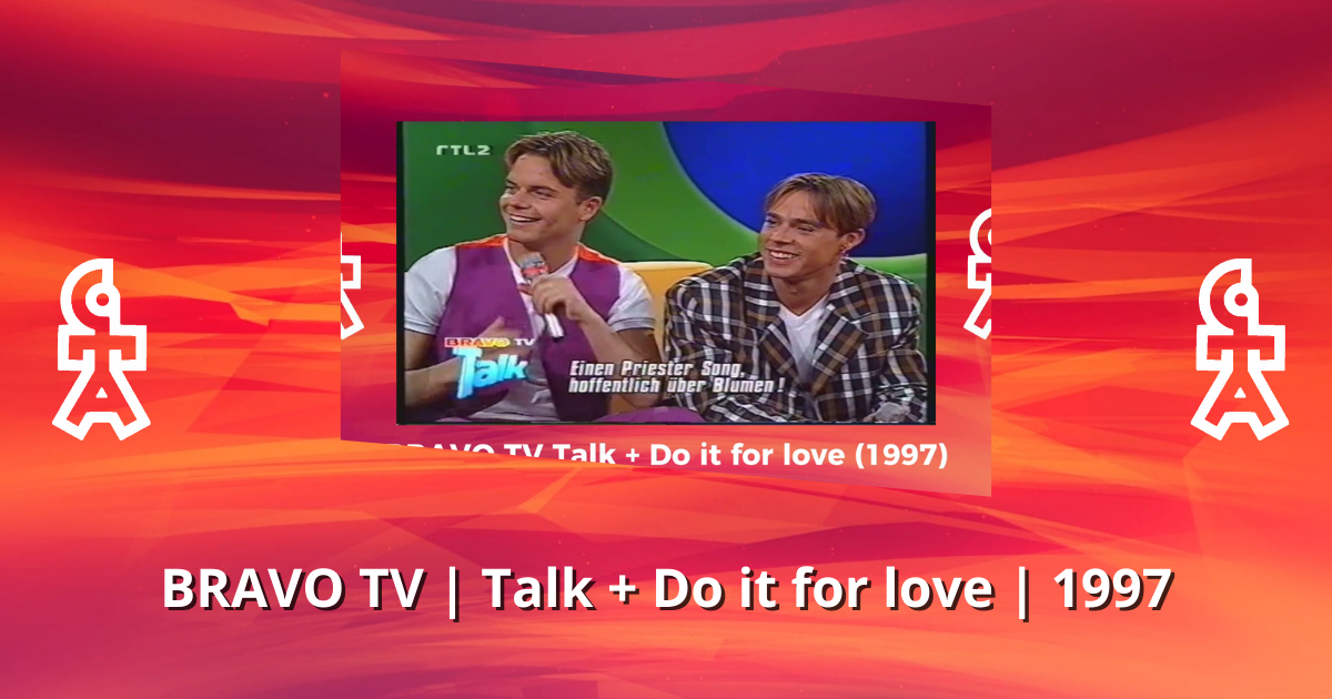 Talk + Do it for love