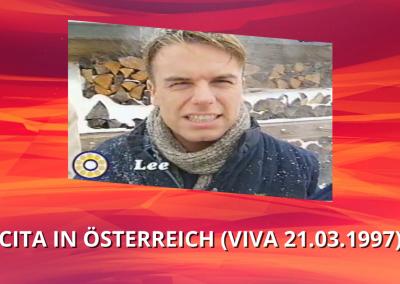 Caught In The Act | Bericht über CITA in Österreich | VIVA (21.03.1997)