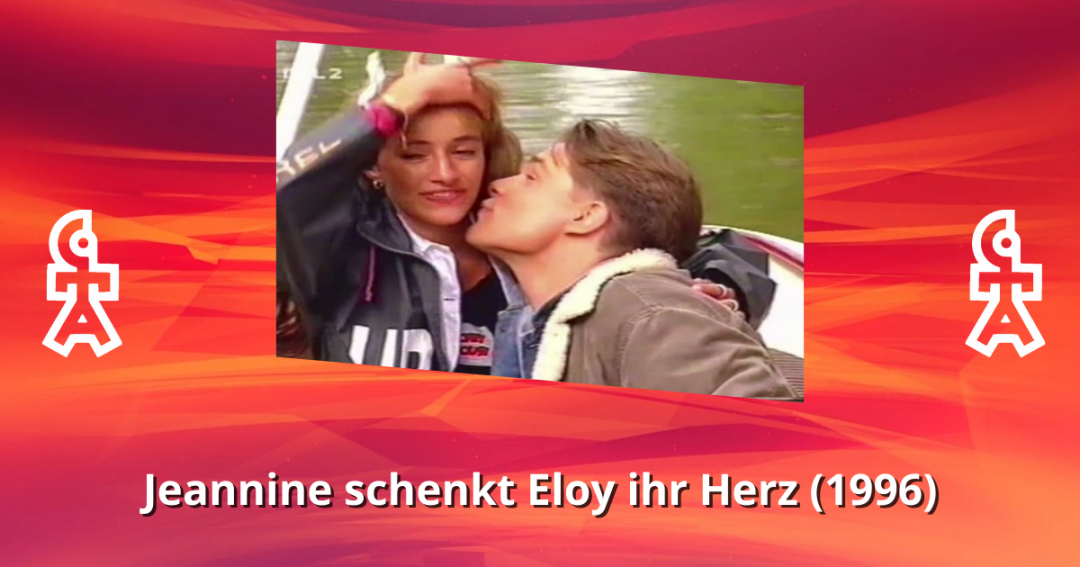Caught In The Act | Jeannine schenkt Eloy ihr Herz | BRAVO TV (1996)