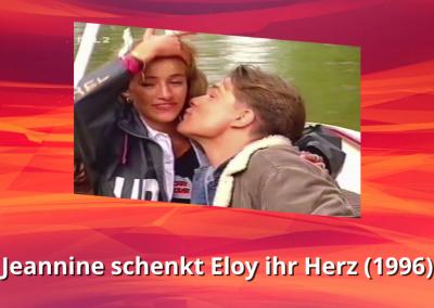 Caught In The Act | Jeannine schenkt Eloy ihr Herz | BRAVO TV (1996)