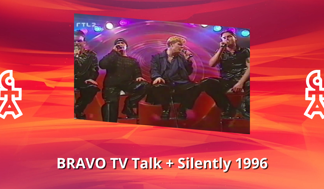 Caught In The Act | Interview + Silently | BRAVO TV (22.12.1996)