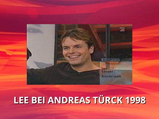 Lee Baxter   Talk bei Andreas Türck   Tanja wird überrascht (1998)