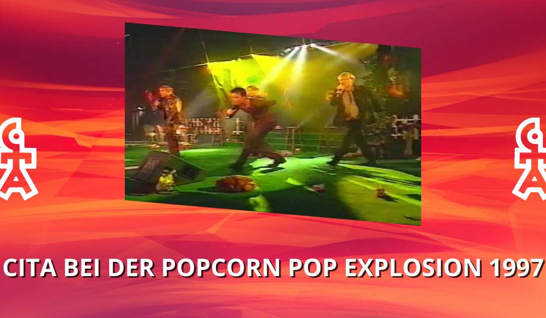 Caught In The Act | POPCORN Pop Explosion (1996)