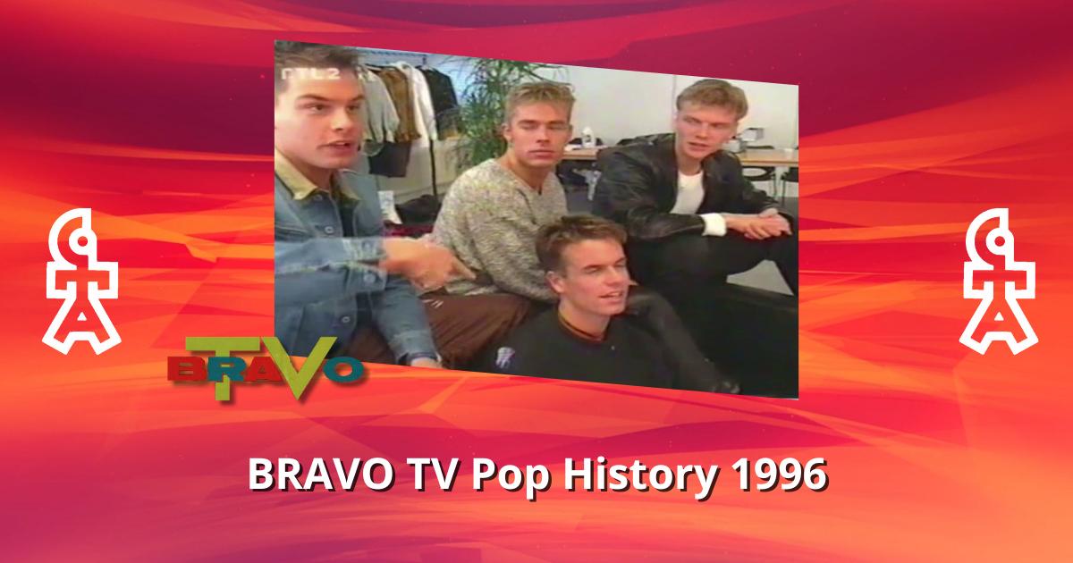 Pop History 1996