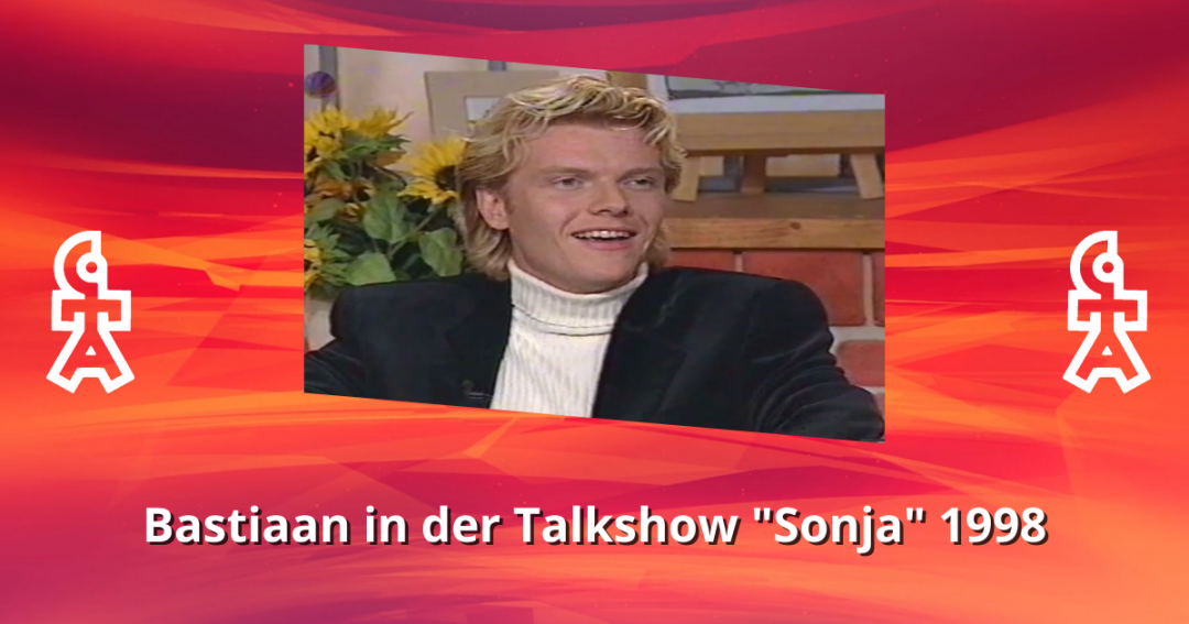 "Bastiaan Ragas | Bastiaan überrascht Fans in der Talkshow ""Sonja"" 