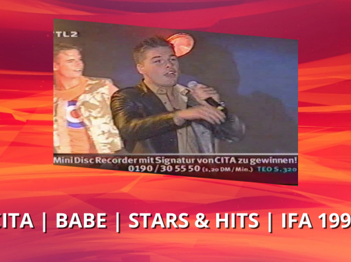 Caught In The Act | Babe | Stars und Hits | IFA Berlin (1997)