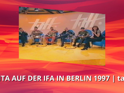Caught In The Act | Interview & Babe | taff IFA Berlin (1997)