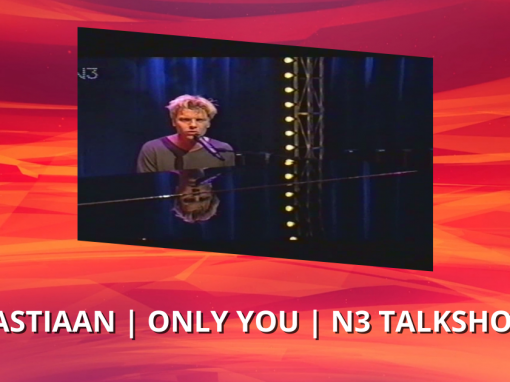 Bastiaan Ragas | Only You | N3 Talkshow (2000)