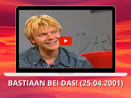 Bastiaan Ragas | Interview | DAS! (25.04.2001)