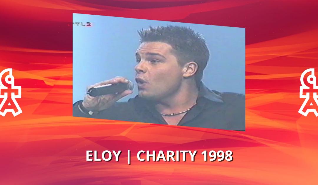 Eloy de Jong | Charity | Back where you belong & You give me love (1998)