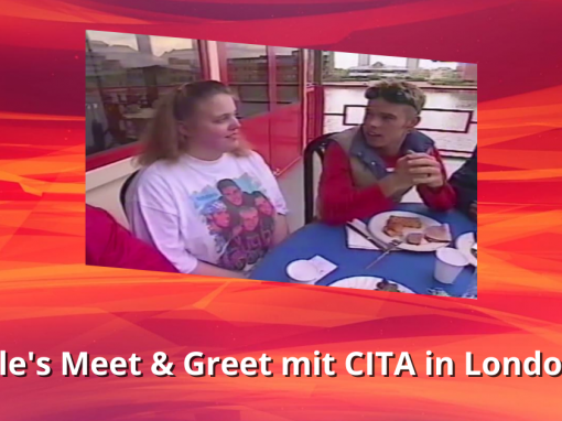 Caught In The Act | Meet & Greet Nicole in London | VIVA (1996)