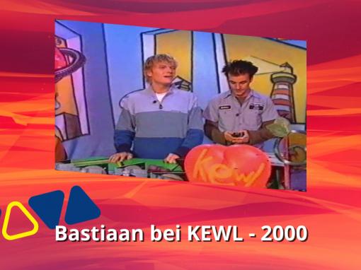 Bastiaan Ragas | KEWL mit Tobi Schlegl | VIVA (2000)