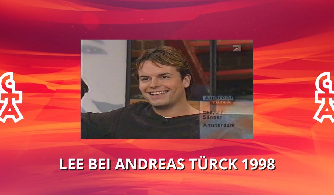 Lee Baxter | Talk bei Andreas Türck | Tanja wird überrascht (1998)