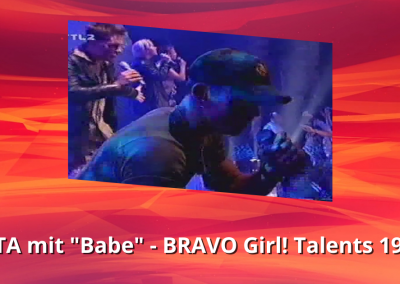 Caught In The Act | Babe | BRAVO Girl! Talents (1997)