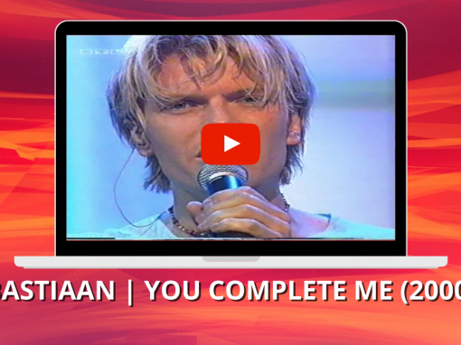 Bastiaan Ragas | You complete me | Top of the pops (2000)