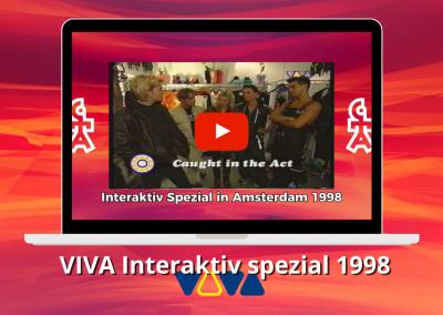 Caught In The Act | VIVA Interaktiv spezial 1998