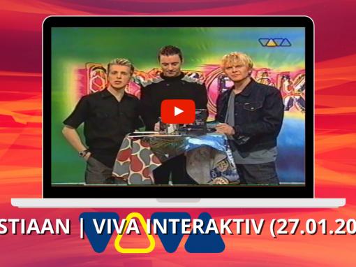 Bastiaan Ragas | VIVA Interaktiv (27.01.2000)