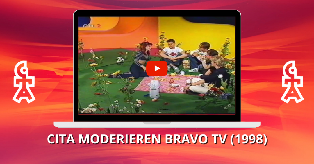 Caught In The Act | Talk mit Blümchen + Moderation BRAVO TV (1998)