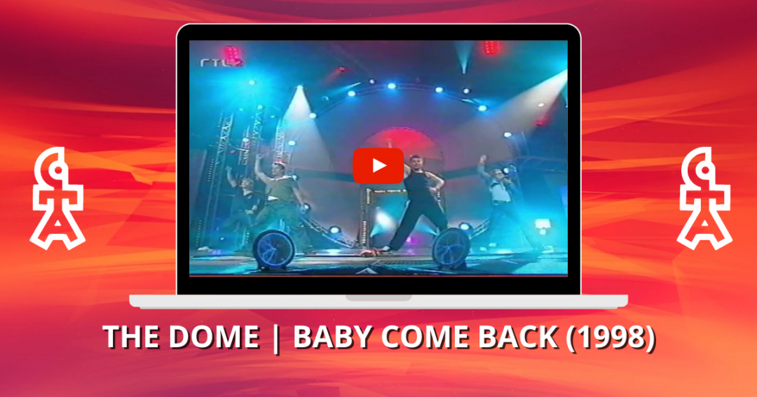 Caught In The Act | Baby come back | The Dome 1998