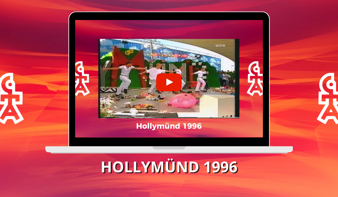 Caught In The Act   Ain't just another story   Hollymünd (1996)