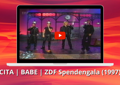 Caught In The Act | Babe | ZDF Spendengala das große Los (1997)
