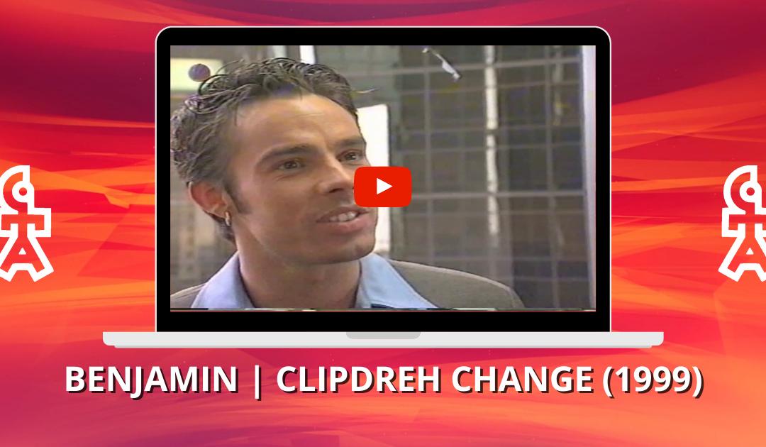 Benjamin Boyce | Clipdreh Change | Bericht von Blitzlicht (1999)
