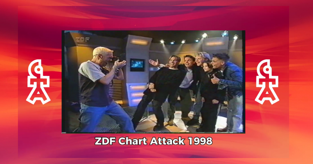 Caught In The Act | Interview | ZDF Chart Attack (1998)