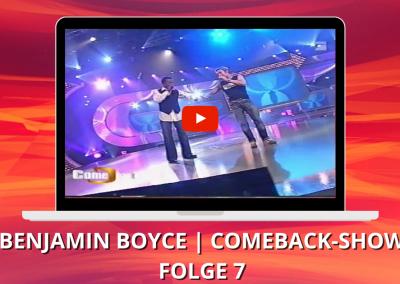 Benjamin Boyce | Ebony & Ivory | Comeback-Show (22.03.2004)