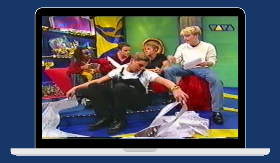 Caught In The Act | VIVA Interaktiv mit Mola (31.10.1996)