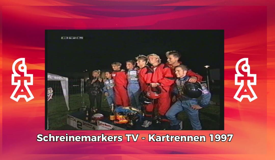 Caught In The Act | Kartrennen | Schreinemarkers TV (28.08.1997)