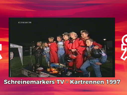 Caught In The Act | Kartrennen | Schreinemarkers TV (28.08.1997)