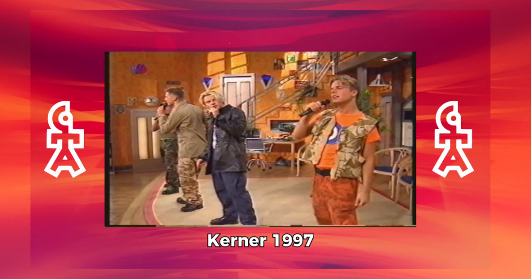 Caught In The Act | Babe | Talkshow Kerner (12.09.1997)