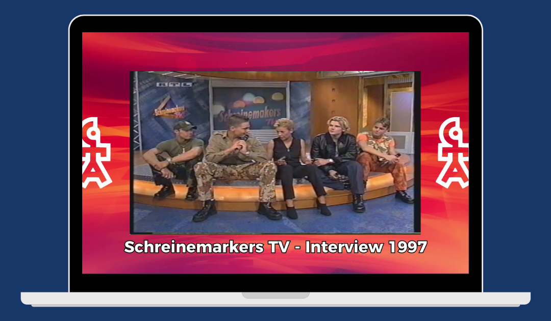 Caught In The Act | Babe & Interview | Schreinemarkers TV (28.08.1997)