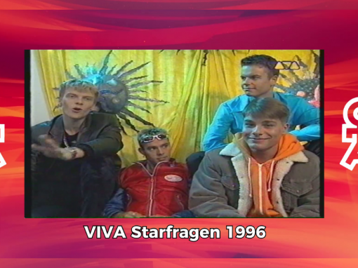 Caught In The Act | VIVA Starfragen 1996