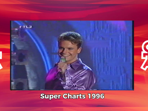 Caught In The Act | Love is everywhere & You know | Super Charts '96