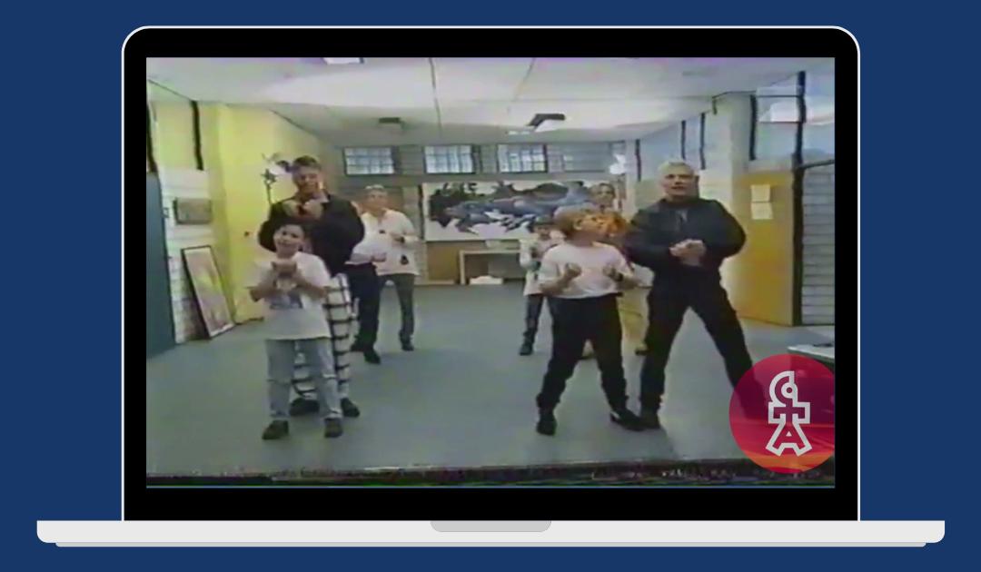 Caught In The Act | 4 kleine Jungs imitieren CITA | Arabella (1995)