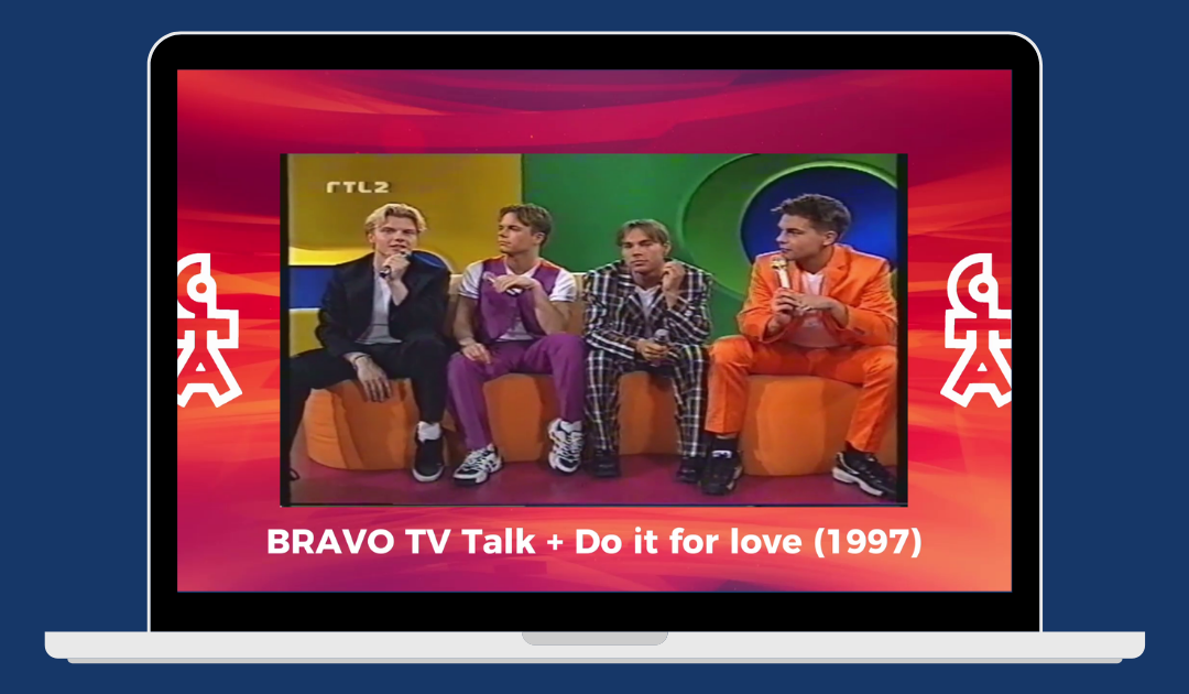 Caught In The Act   Interview + Do it for love   BRAVO TV (1997)