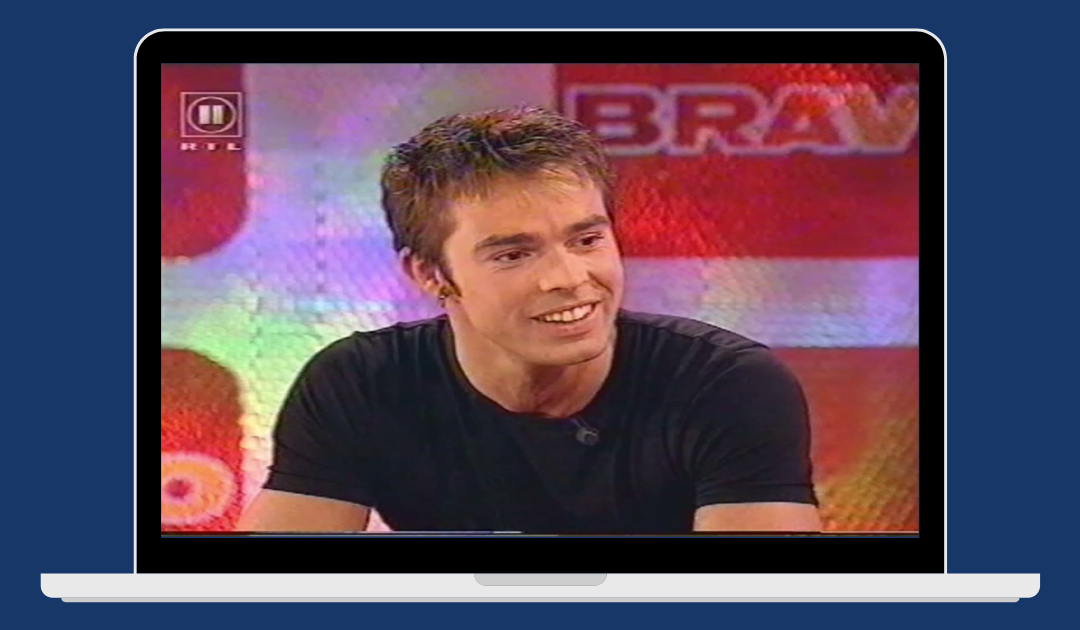 Benjamin Boyce | Interview | BRAVO TV (1999)