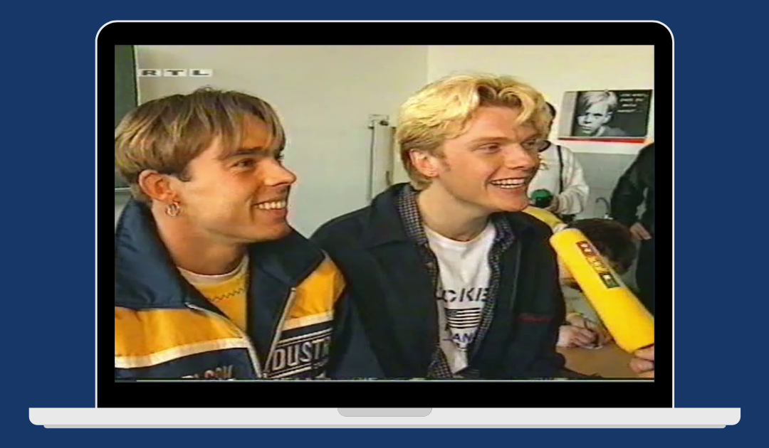 Caught In The Act   Schulbesuch in Herne   RTL Exclusiv (1997)
