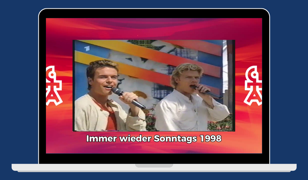 Caught In The Act | Hold on | Immer wieder Sonntags (26.07.1998)