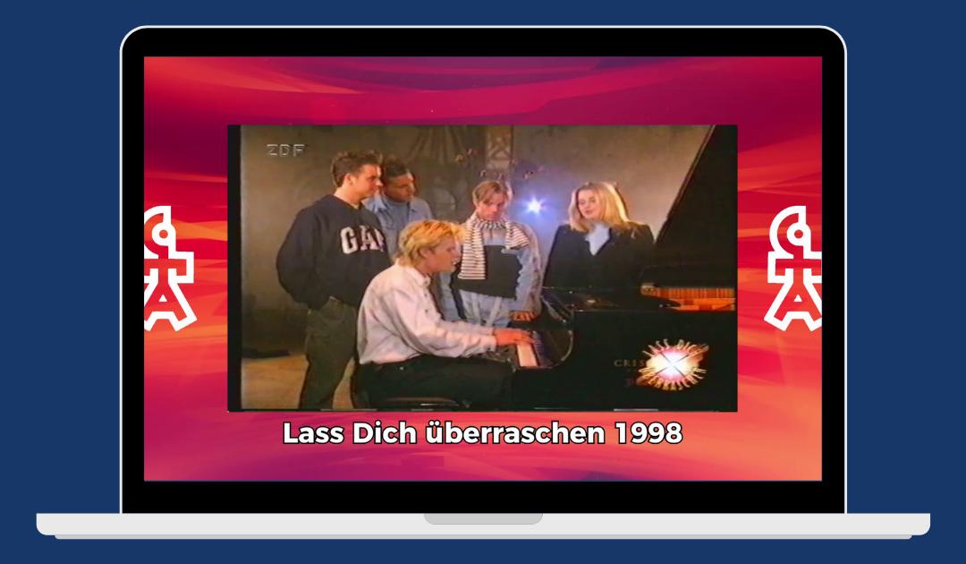 Caught In The Act   CITA überraschen Alma   Lass Dich überraschen (1998)