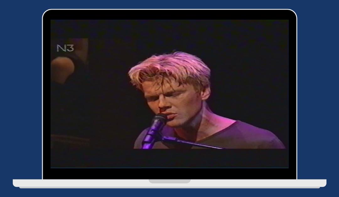 Bastiaan Ragas | Only You | N3 Talkshow (2000)